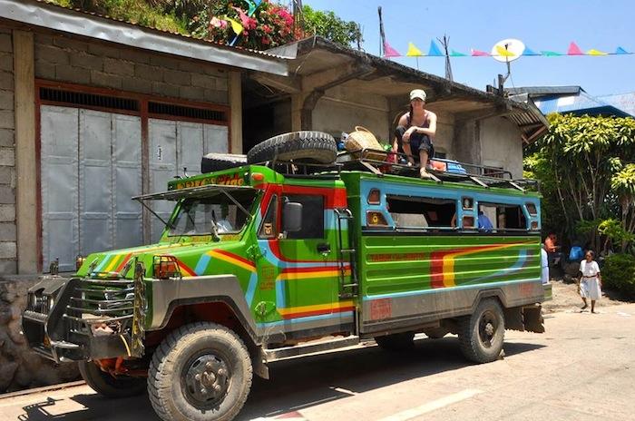 Topload Jeep